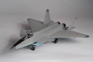 Самолет Zvezda1/72 «МИГ 1.44»