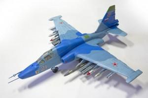 Самолет Zvezda 1/72 «Су-39»