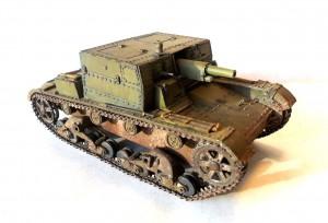 Танк САУ АТ-1