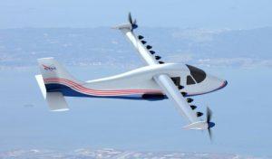 Самолёт X-57 Maxwell