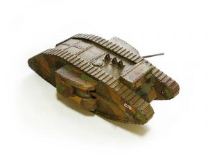 Тяжелый танк Mark I (Mk I )